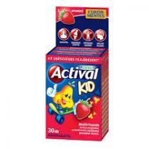 Actival-Kid-ragotabletta-eper-izu-30x