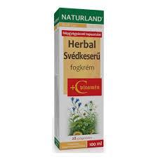 Naturland-Herbal-Svedkeseru-fogkrem+C-vitamin-100ml